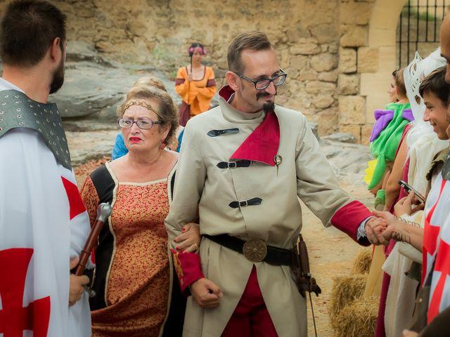 La boda de Paco y Marta en El Coronil, Sevilla 13