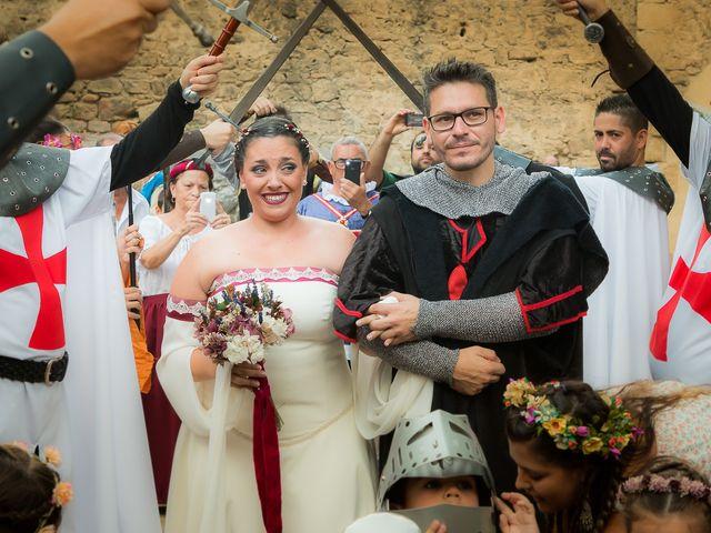 La boda de Paco y Marta en El Coronil, Sevilla 15