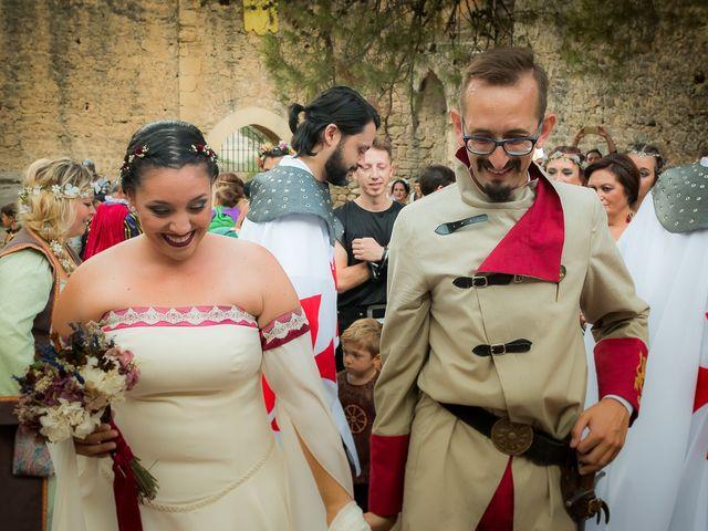 La boda de Paco y Marta en El Coronil, Sevilla 16