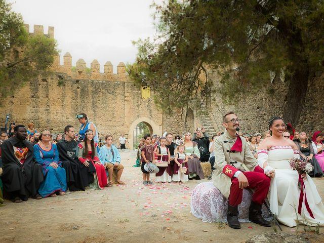 La boda de Paco y Marta en El Coronil, Sevilla 17