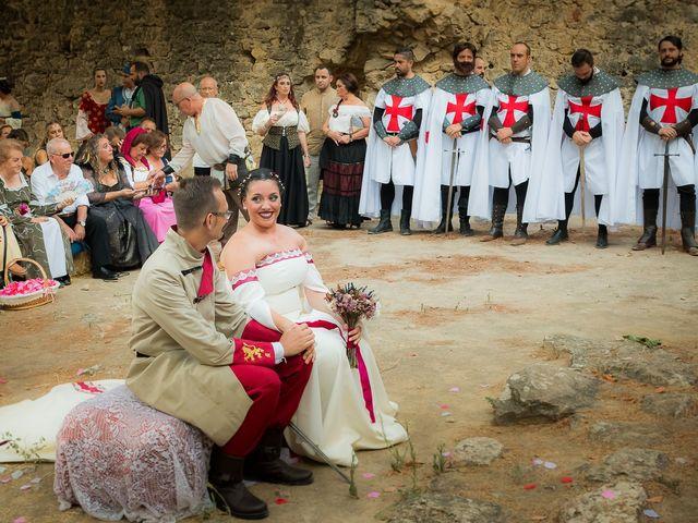 La boda de Paco y Marta en El Coronil, Sevilla 18