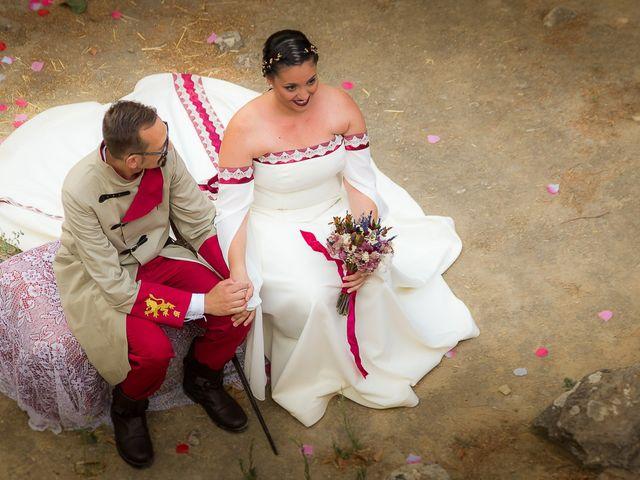 La boda de Paco y Marta en El Coronil, Sevilla 19