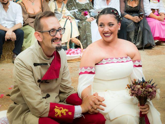 La boda de Paco y Marta en El Coronil, Sevilla 22