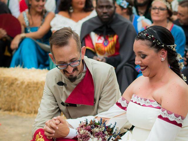 La boda de Paco y Marta en El Coronil, Sevilla 24