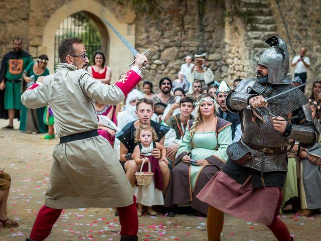 La boda de Paco y Marta en El Coronil, Sevilla 26