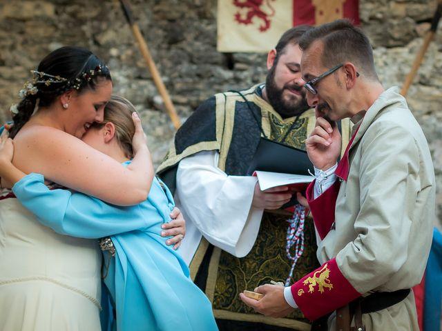 La boda de Paco y Marta en El Coronil, Sevilla 36