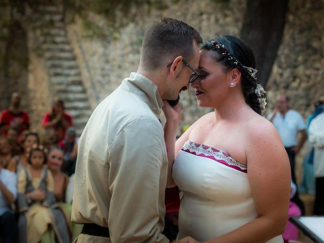 La boda de Paco y Marta en El Coronil, Sevilla 39