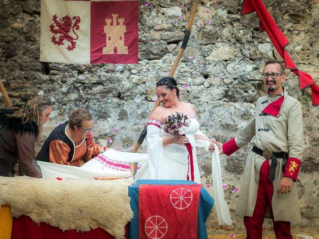 La boda de Paco y Marta en El Coronil, Sevilla 41