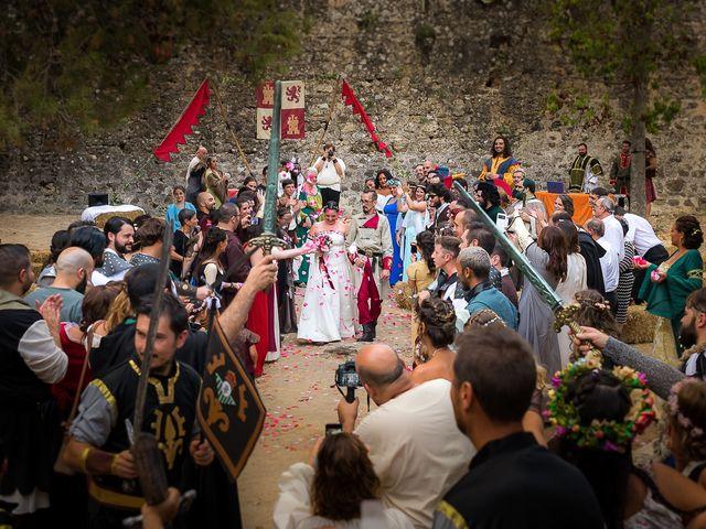 La boda de Paco y Marta en El Coronil, Sevilla 43