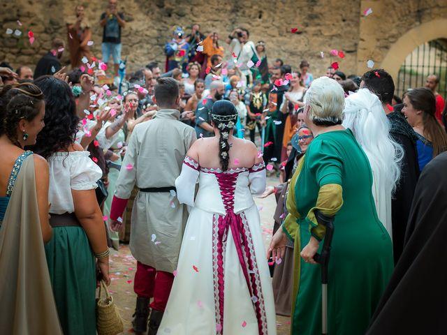 La boda de Paco y Marta en El Coronil, Sevilla 44
