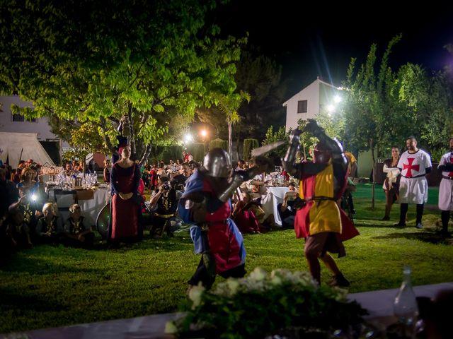 La boda de Paco y Marta en El Coronil, Sevilla 58