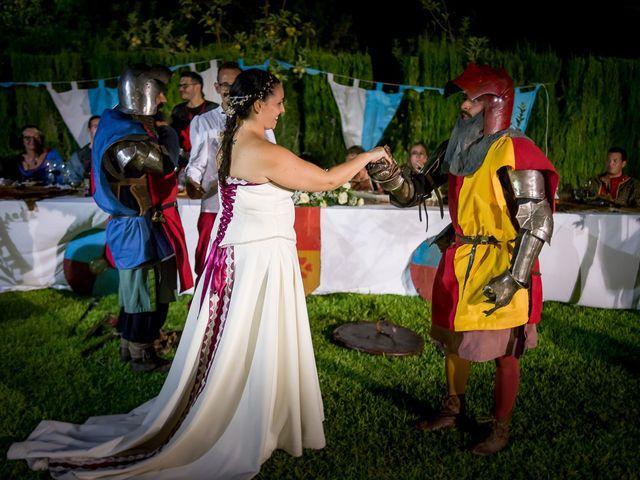 La boda de Paco y Marta en El Coronil, Sevilla 60