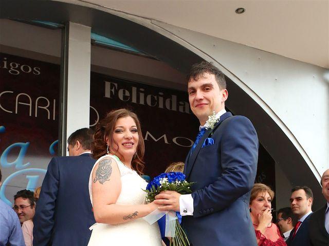 La boda de David  y Bea  en Arganda Del Rey, Madrid 60