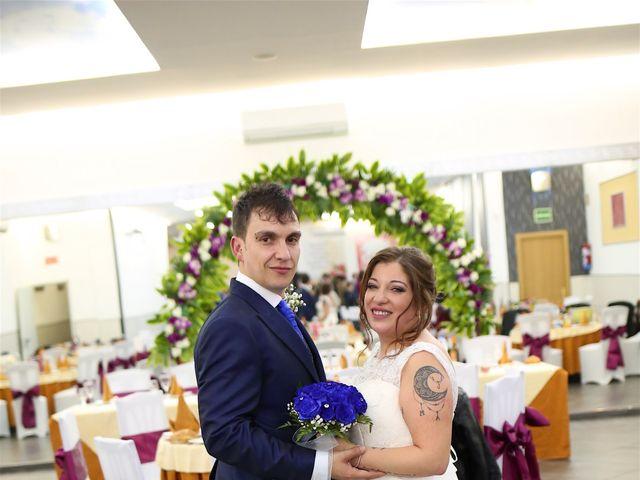 La boda de David  y Bea  en Arganda Del Rey, Madrid 61