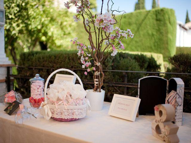 La boda de Gema y Álvaro en Granada, Granada 4