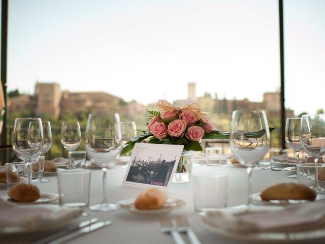 La boda de Gema y Álvaro en Granada, Granada 5