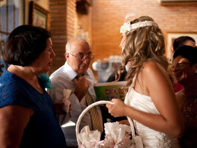 La boda de Gema y Álvaro en Granada, Granada 6