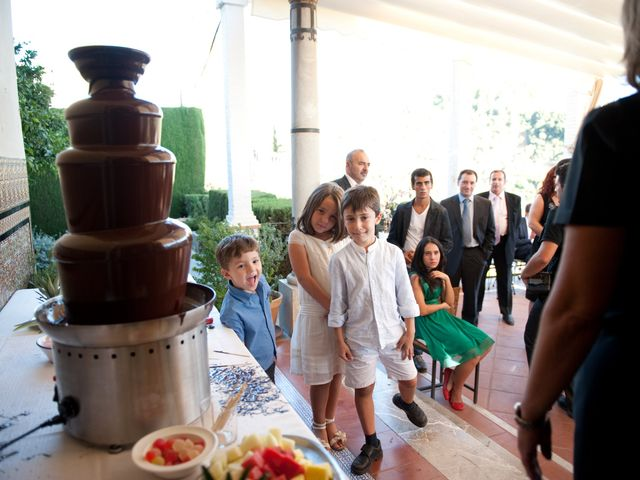 La boda de Gema y Álvaro en Granada, Granada 7
