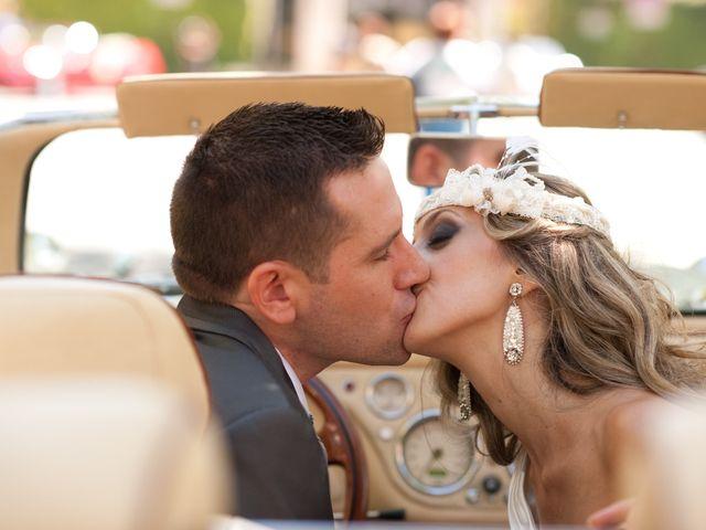La boda de Gema y Álvaro en Granada, Granada 1