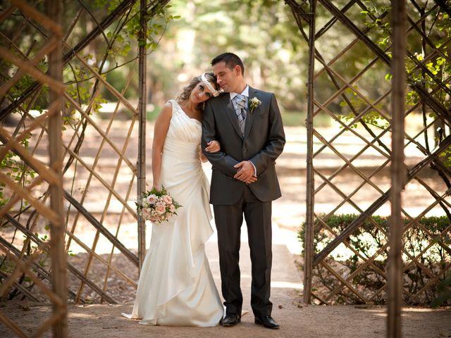 La boda de Álvaro y Gema