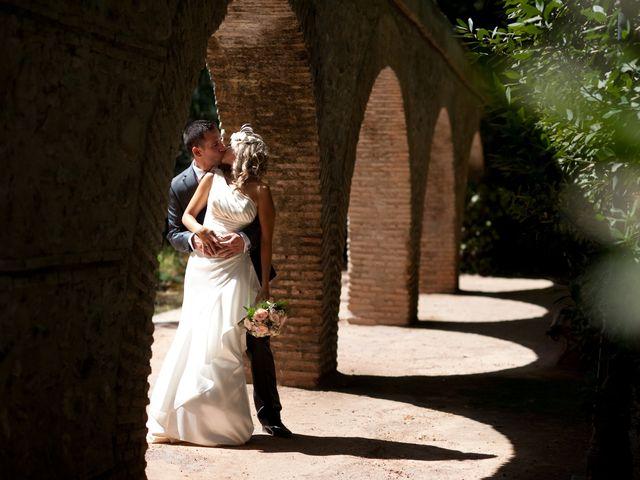 La boda de Gema y Álvaro en Granada, Granada 8