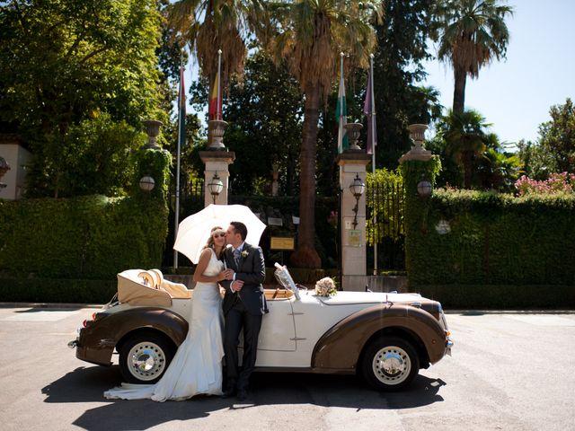 La boda de Gema y Álvaro en Granada, Granada 2