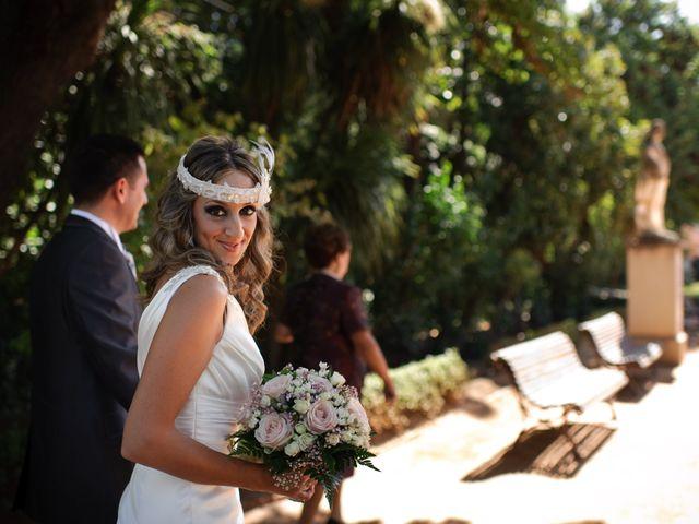 La boda de Gema y Álvaro en Granada, Granada 13
