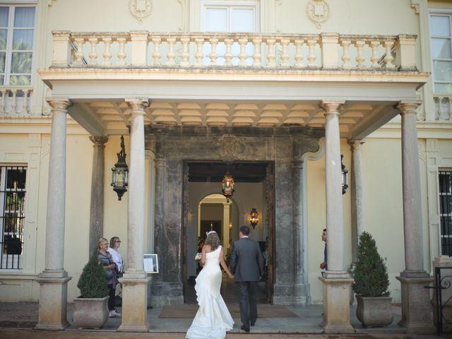 La boda de Gema y Álvaro en Granada, Granada 14
