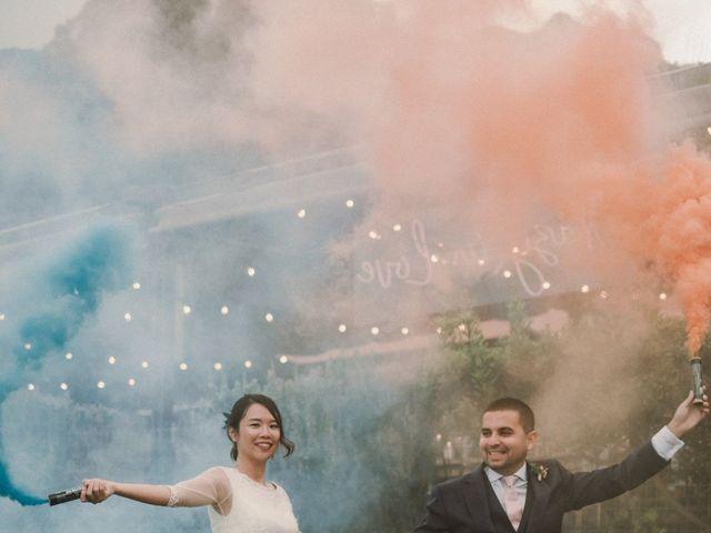 La boda de Borja y Lory en Las Palmas De Gran Canaria, Las Palmas 79