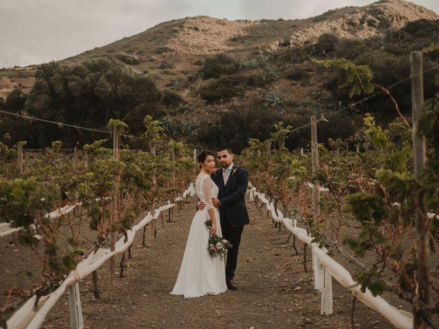 La boda de Borja y Lory en Las Palmas De Gran Canaria, Las Palmas 88
