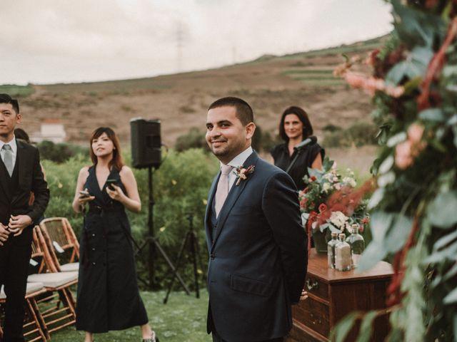 La boda de Borja y Lory en Las Palmas De Gran Canaria, Las Palmas 65