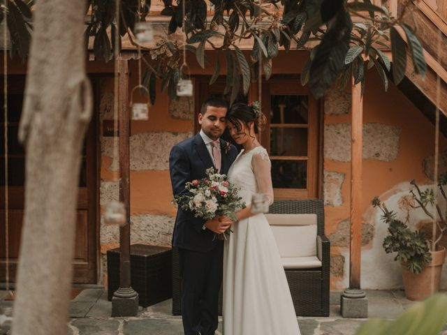 La boda de Lory y Borja