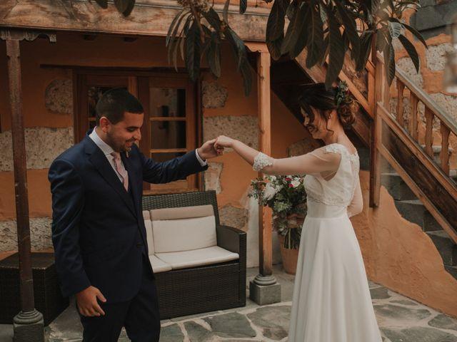 La boda de Borja y Lory en Las Palmas De Gran Canaria, Las Palmas 33