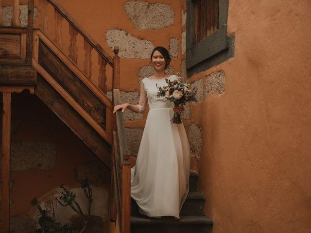La boda de Borja y Lory en Las Palmas De Gran Canaria, Las Palmas 41