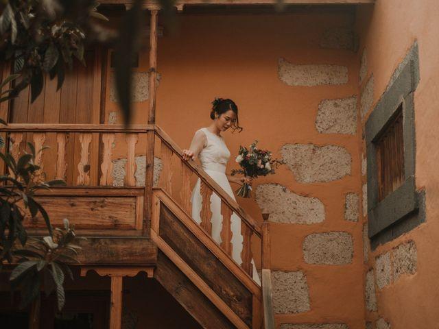 La boda de Borja y Lory en Las Palmas De Gran Canaria, Las Palmas 43
