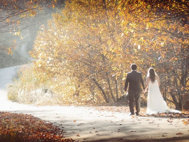La boda de Natalia y Juan Luis