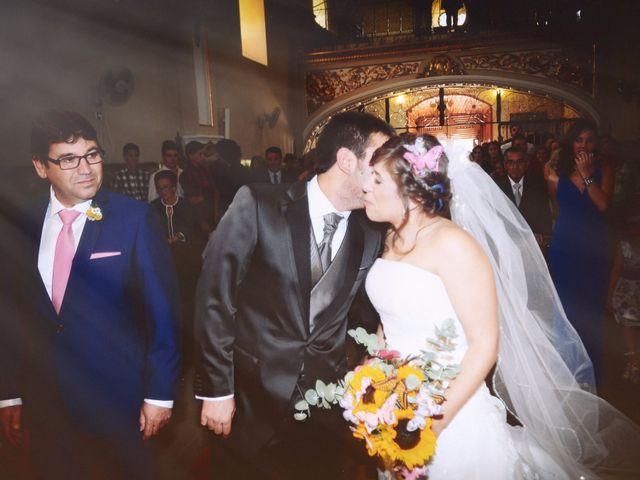 La boda de Juan Luis y Natalia en Plasencia, Cáceres 16