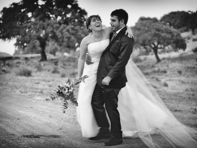 La boda de Juan Luis y Natalia en Plasencia, Cáceres 19