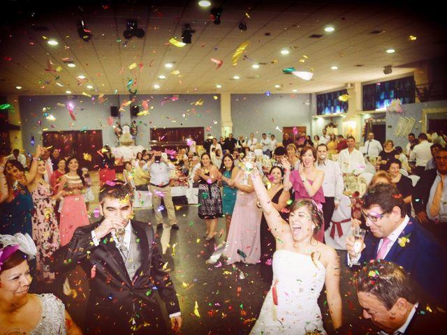 La boda de Juan Luis y Natalia en Plasencia, Cáceres 25
