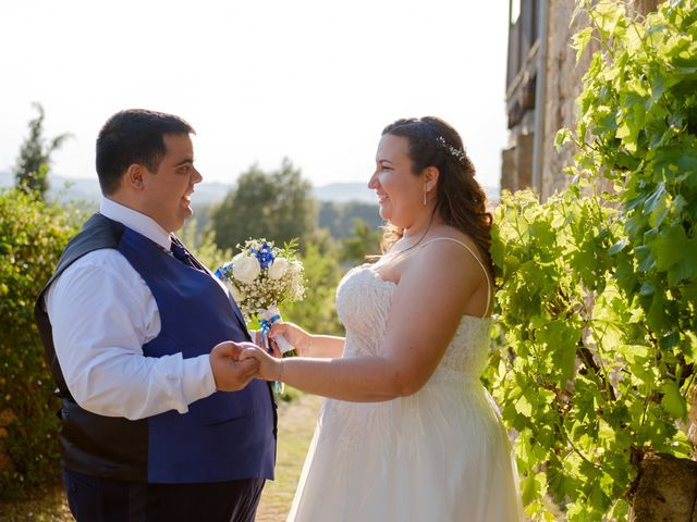 La boda de Ana y Sergio
