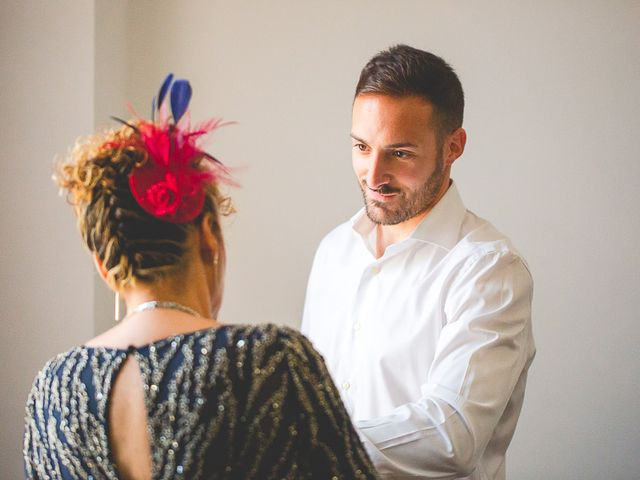La boda de Ricardo y Laura en Miraflores De La Sierra, Madrid 11