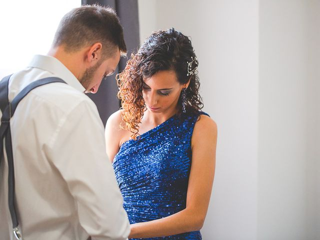 La boda de Ricardo y Laura en Miraflores De La Sierra, Madrid 14