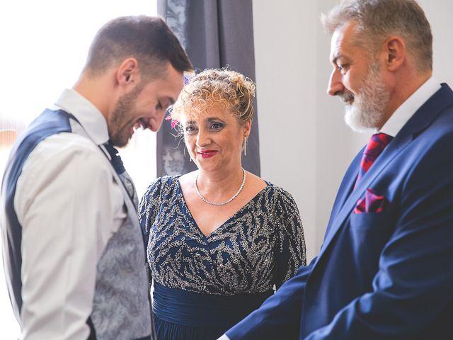 La boda de Ricardo y Laura en Miraflores De La Sierra, Madrid 19