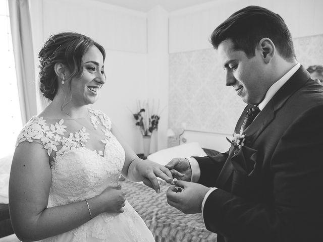La boda de Ricardo y Laura en Miraflores De La Sierra, Madrid 46