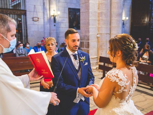 La boda de Ricardo y Laura en Miraflores De La Sierra, Madrid 56