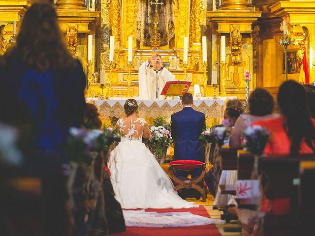 La boda de Ricardo y Laura en Miraflores De La Sierra, Madrid 58
