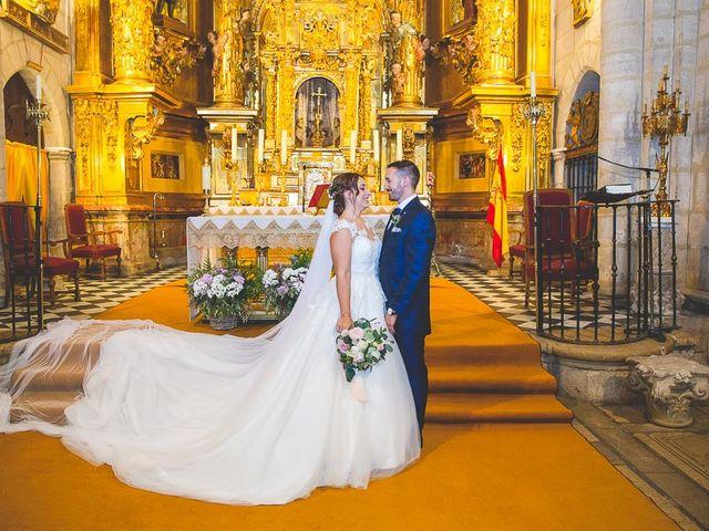La boda de Ricardo y Laura en Miraflores De La Sierra, Madrid 60