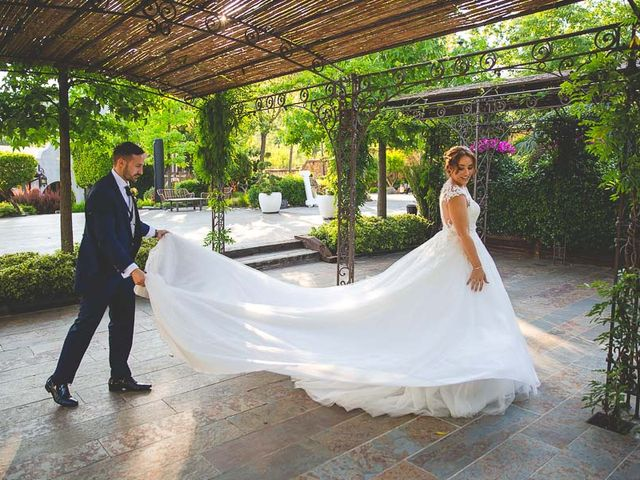 La boda de Ricardo y Laura en Miraflores De La Sierra, Madrid 62