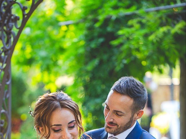 La boda de Ricardo y Laura en Miraflores De La Sierra, Madrid 63