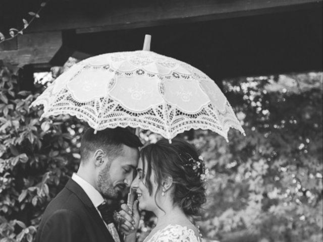 La boda de Ricardo y Laura en Miraflores De La Sierra, Madrid 64